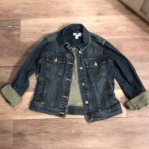 Gap Girls denim jacket!  Size XXL!